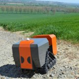 Sistema di pista di gomma (waith di 140mm) per piccolo tipo macchina personalizzata