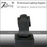 Éclairage principal mobile du lavage mini DEL de RGBW 40W déménageant Yoker