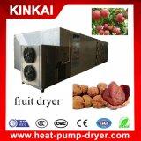 Máquina de processamento de chips de maçã seca/pequenas frutas máquina de secagem
