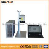 Desktop машина маркировки лазера волокна/миниая машина маркировки лазера