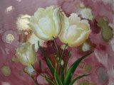 꽃 유화 (136)