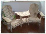 Table et chaise en bois (SG-004)