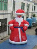 Decorazione il Babbo Natale gonfiabile, affitto di natale di natale del padre