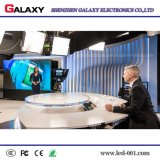 Schermo fisso dell'interno di alta risoluzione di P1.875/P1.904 LED per la fase della TV, riflettente centro