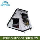 Doppelte Schichten und Segeltuch-Gewebe-Selbstdach-Zelt für das im Freienkampieren