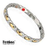 Magnetische Juwelen van het Roestvrij staal van de Verkoop van Hottime de Hoogste voor het Voordeel van de Gezondheid