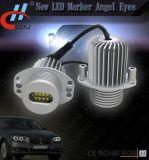 80W Alta Lumens Marcador LED Angel Olhos levou a luz do carro para a BMW E90 E91