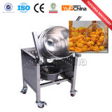 Heißer Verkauf mit Rad kann bewegliche Popcorn-Maschine