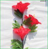 Tromba falsa reale dei fiori artificiali di tocco per la decorazione domestica