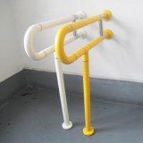 Toletta e barra di gru a benna Handicapped antisdrucciolevole di nylon della doccia
