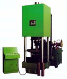 Y83-500 유압 금속 조각 칩 Briqueting 압박