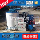 Supermarkt-Wassernahrungsmittelaufbereitenflocken-Eis-Maschinen-Abbildungen