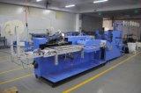 Único cetim da cor/fabricante tecido da máquina de impressão da tela das etiquetas