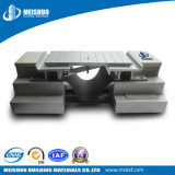 Cubiertas de aluminio de la junta de dilatación del estacionamiento concreto del coche para los edificios