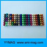216 sfera magnetica del neo cubo del magnete di PCS 5mm neo