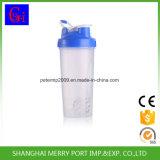 BPA освобождают бутылку трасучки протеина бутылки 600ml Shakingwater изготовленный на заказ