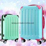 Bw1-029 ABSパソコンの圧延のスーツケースの荷物、アルミニウムボックス荷物セット