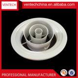 Сопло двигателя отражетелей воздуха кондиционирования воздуха алюминиевое круглое