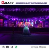 Pared video de interior a todo color de la pantalla de visualización de LED del RGB del alquiler caliente de la venta para los acontecimientos de la etapa