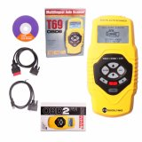 Quicklynks T69 Professional OBD Scanner OBDII Outil de diagnostic du scanner de véhicule automobile T69 multilingue