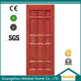 Fertigung-furnierte Innentüren mit kundenspezifischen Arten für Häuser