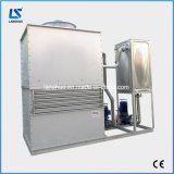 Sistema cerrado de la refrigeración por agua del agua potable para el calentador de inducción