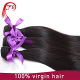Peruanische Haar-natürliche gerade Jungfrau-gerades Haar