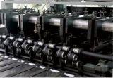 Poste-Appuyer le travail de papier de machine d'empilement avec la presse rotatoire