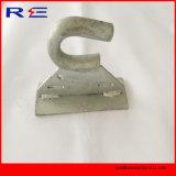 Support d'ancrage en aluminium pour matériel de ligne de poteau