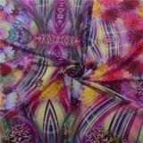 100%の絹のデジタルによって印刷される絹ファブリック(TLD-0026)