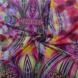 100% Silk Digital gedrucktes Silk Gewebe (TLD-0026)