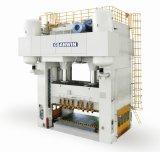 Type d'engrenage excentrique emboutissage de métal presse mécanique mécanique de la machine