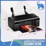 Impresora T50 de la materia textil de la inyección de tinta de la sublimación de la talla A4 para la camiseta