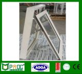Buena calidad y ventana de aluminio del toldo del precio razonable