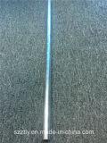 6061 de hard Opgepoetste Geanodiseerde Ingepaste Buis van de Uitdrijving van het Aluminium/van het Aluminium