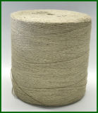 Fils de tapis de jute blanc naturel