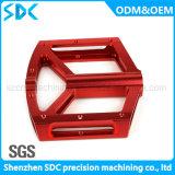 fahrrad-Pedals des CNC-3/4/5-Axis maschinell bearbeitenmaschinell bearbeitetes /Aluminum-Pedal Präzision
