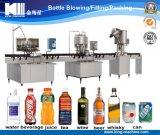 Machine d'embouteillage liquide linéaire à prix d'usine avec remplissage de pompe à rotor