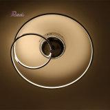 Lampada moderna del soffitto del metallo di disegno semplice per la decorazione
