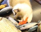 2017 Nuevo Altamente recomendado peluche mascotas rellenas gato juguete con Catnip (KB3004)