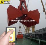 Электрический гидровлический судно-сухогруз сражается ведра