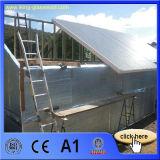 El panel de emparedado prefabricado de la pared de la azotea de la alta calidad