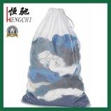 420d poliéster de nylon fuerte bolsa de lavandería para lavandería