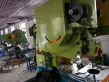 Presse de perforateur mécanique du Top Ten de la Chine, prix bon marché 80ton