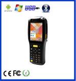 ZKC PDA3505 3G Android resistente Escáner de código de barras con construido en el POS inalámbrico Pritner