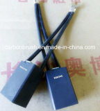 fornitore 6345 della spazzola di carbone della grafite di uso del motore elettrico PER ESEMPIO