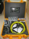 appareil-photo d'inspection de pipe de moniteur couleur de 7inch DVR TFT