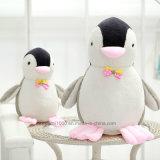 """9 de """" Gevulde Dierlijke Pinguïn van de Moeder van het Stuk speelgoed met Baby"""