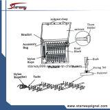 система спайка Stinger блока дороги 7m с нержавеющей сталью (LZJ-A7)