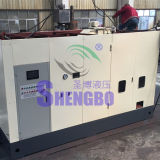Máquina do carvão amassado da escória do metal com o Ce (horizontal)